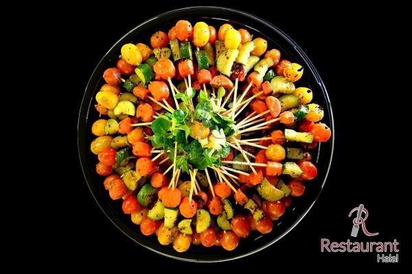 Brochettes Fraicheur Végétarienne