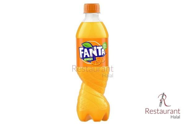 12 Fanta orange