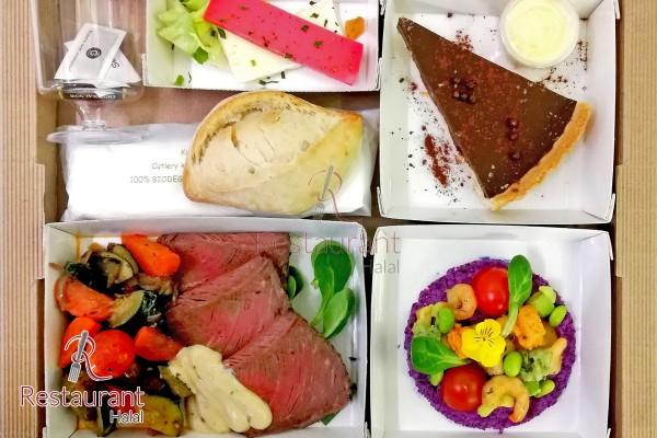 Filet de Bœuf à la Béarnaise