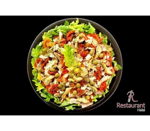 Salade au Poulet Sauce Cesar