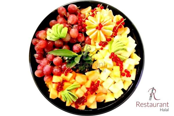Plateau de Fruits frais Découpés
