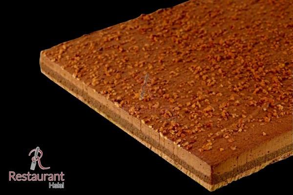 Entremet Chocolat Feuillantine