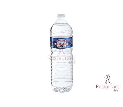 36 Bouteilles de Cristaline 1,5L