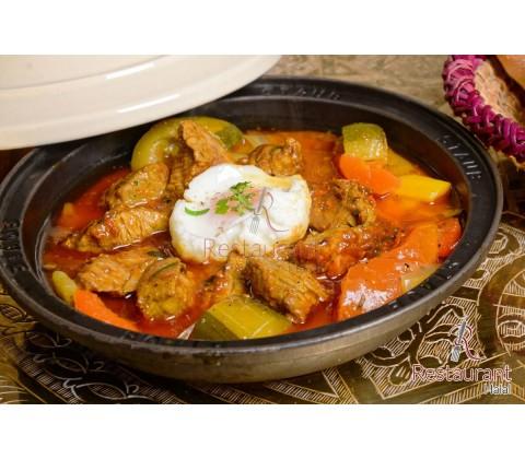 Tajine saveurs d'Essaouira