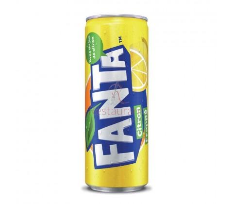 Fanta Citron Frappé 33 cL