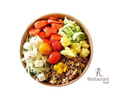 Salade Conception végétarienne