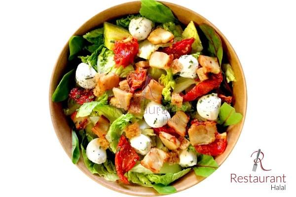 Salade Conception Saveurs Poulet