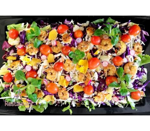 Salade Gambas Fraicheurs